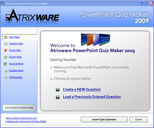 atrixware powerpoint quiz maker archives atrixware